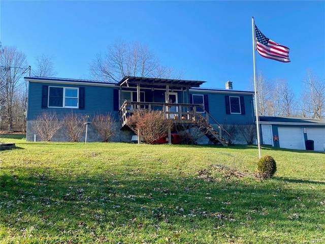 2871 Mcgraw Marathon Road, Freetown, NY 13101 (MLS #S1309965) :: BridgeView Real Estate Services