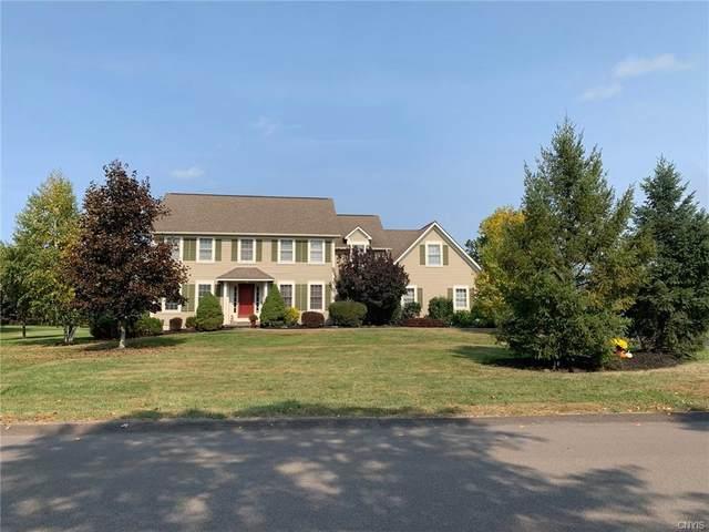 8127 Trillium Trail, Pompey, NY 13104 (MLS #S1309990) :: BridgeView Real Estate Services