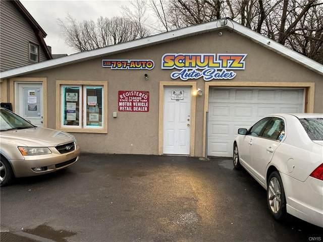 1110 Oriskany Street W, Utica, NY 13502 (MLS #S1309992) :: BridgeView Real Estate Services