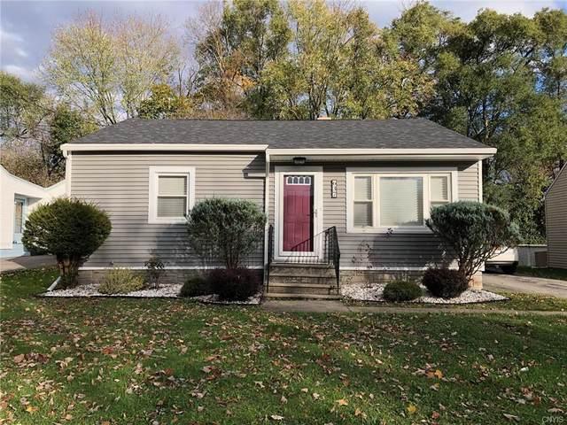 637 Pauline Avenue, Deerfield, NY 13502 (MLS #S1310046) :: BridgeView Real Estate Services