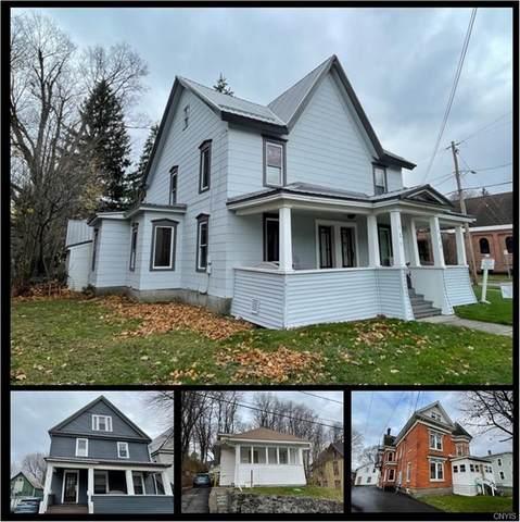 121 Tompkins Street, Cortland, NY 13045 (MLS #S1310057) :: Mary St.George | Keller Williams Gateway