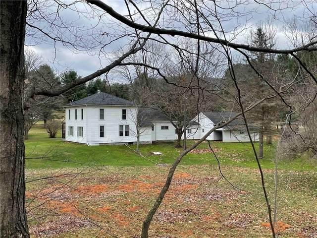 4225 Burdick Road, Angelica, NY 14709 (MLS #S1310074) :: BridgeView Real Estate Services