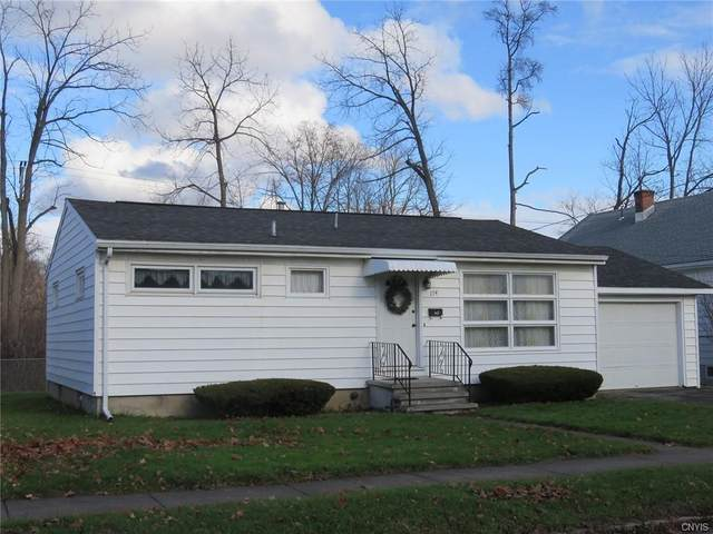 174 Roosevelt Drive, Utica, NY 13502 (MLS #S1310119) :: BridgeView Real Estate Services