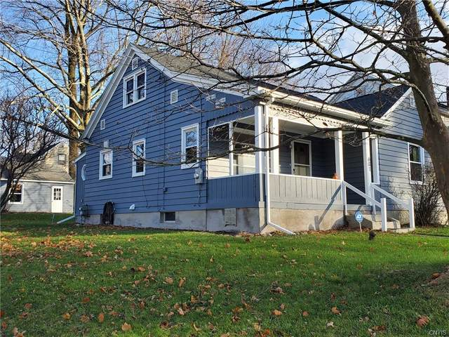 601 Montrose Avenue, Geddes, NY 13219 (MLS #S1310125) :: 716 Realty Group
