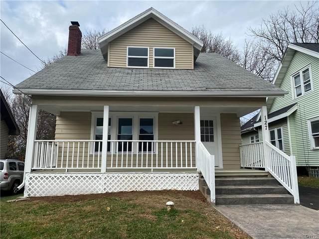 127 Winthrop Road, Syracuse, NY 13206 (MLS #S1310413) :: BridgeView Real Estate Services
