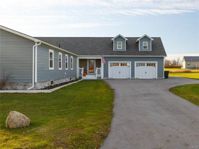 28053 Boat Launch Road, Lyme, NY 13622 (MLS #S1310465) :: Robert PiazzaPalotto Sold Team