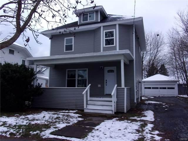 906 Myrtle Avenue, Watertown-City, NY 13601 (MLS #S1310608) :: Robert PiazzaPalotto Sold Team