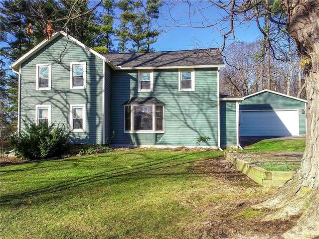 2579 W Seneca Turnpike, Marcellus, NY 13108 (MLS #S1310648) :: Thousand Islands Realty