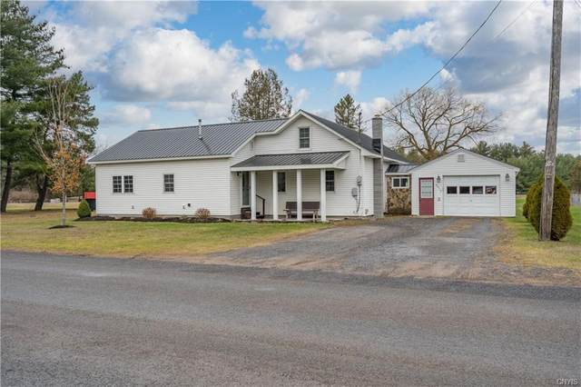 5972 Waters Road, Lowville, NY 13367 (MLS #S1310734) :: TLC Real Estate LLC