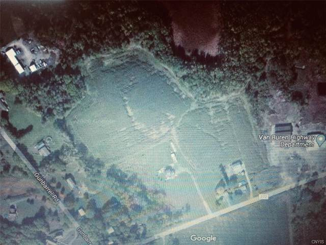 000 W Dead Creek Road, Van Buren, NY 13027 (MLS #S1310746) :: TLC Real Estate LLC