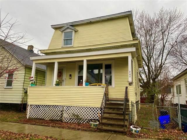 207 Grumbach Avenue, Syracuse, NY 13203 (MLS #S1311038) :: Mary St.George | Keller Williams Gateway