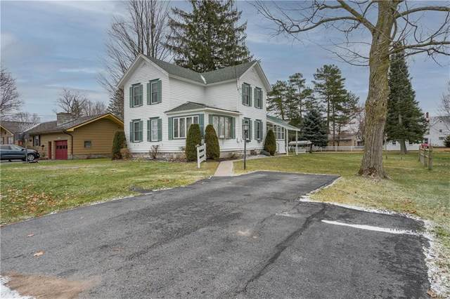 5558 Woodlawn Avenue, Lowville, NY 13367 (MLS #S1311730) :: BridgeView Real Estate Services