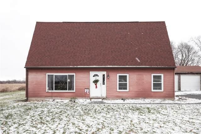 2884 Shamrock Road, Marcellus, NY 13152 (MLS #S1311898) :: TLC Real Estate LLC