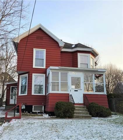 132 Stedman Street, Syracuse, NY 13208 (MLS #S1311981) :: Mary St.George | Keller Williams Gateway