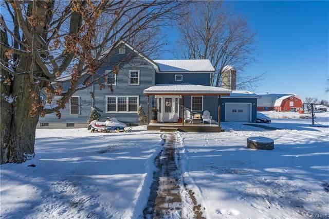 8835 Van Amber Road, New Bremen, NY 13620 (MLS #S1312060) :: Mary St.George | Keller Williams Gateway