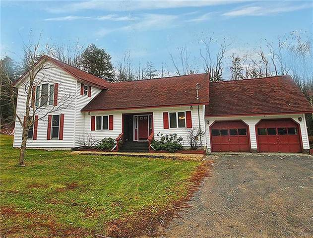 3009 Bower Road, Forestport, NY 13338 (MLS #S1312088) :: Avant Realty