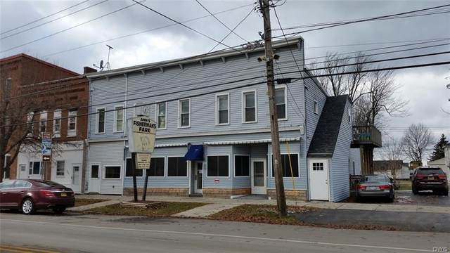 141 E Broadway, Cape Vincent, NY 13618 (MLS #S1312132) :: Thousand Islands Realty