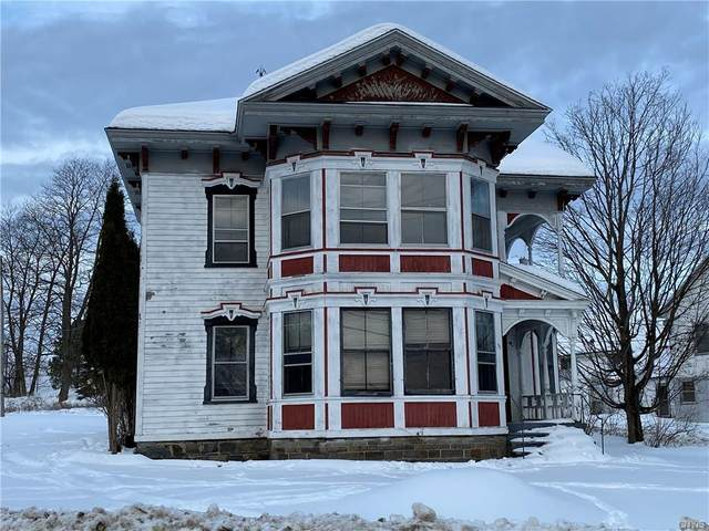 1023 County Highway 20, Edmeston, NY 13335 (MLS #S1312372) :: Mary St.George | Keller Williams Gateway