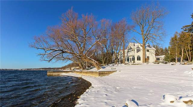 3217 E Lake Road, Skaneateles, NY 13152 (MLS #S1312411) :: BridgeView Real Estate Services
