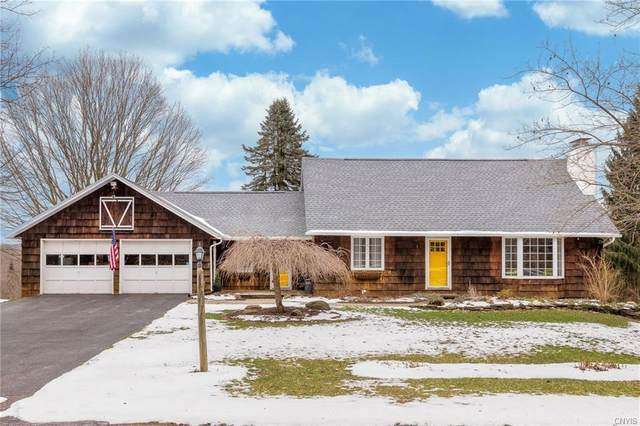 4920 Foster Road, Skaneateles, NY 13060 (MLS #S1312543) :: BridgeView Real Estate Services
