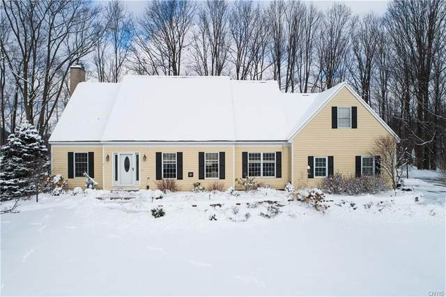 5343 Gatehouse Road, Tully, NY 13159 (MLS #S1312635) :: TLC Real Estate LLC