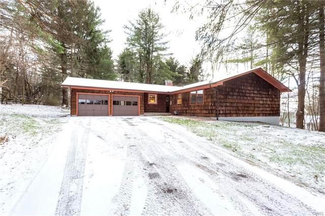 2064 Wright Road, Cazenovia, NY 13035 (MLS #S1312783) :: TLC Real Estate LLC