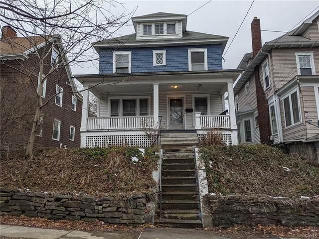 1008 Lancaster Avenue, Syracuse, NY 13210 (MLS #S1312793) :: MyTown Realty