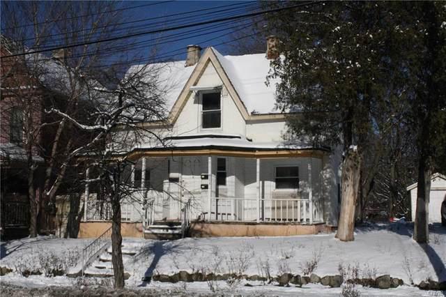 1210 Lodi Street, Syracuse, NY 13203 (MLS #S1312824) :: Mary St.George | Keller Williams Gateway
