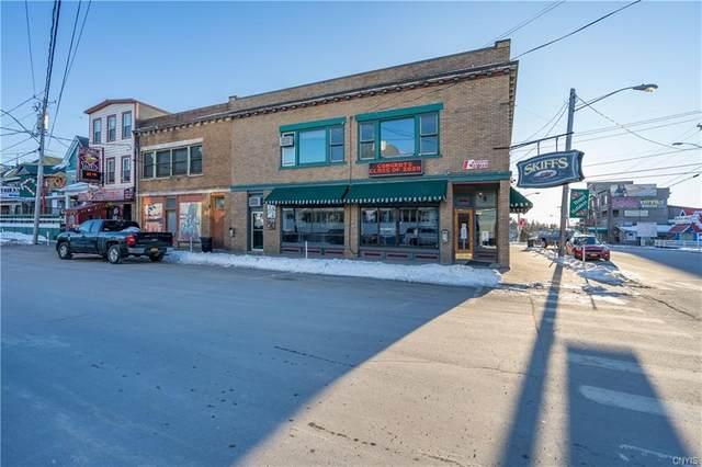 12 James Street, Alexandria, NY 13607 (MLS #S1312988) :: BridgeView Real Estate Services