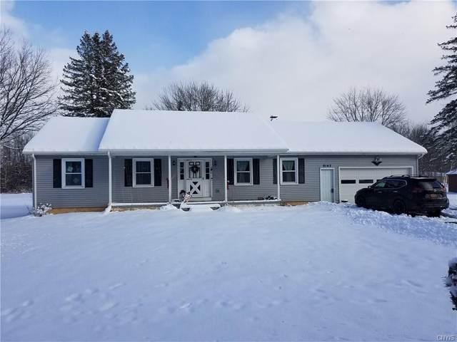 9142 North Road, Sullivan, NY 13030 (MLS #S1313004) :: TLC Real Estate LLC