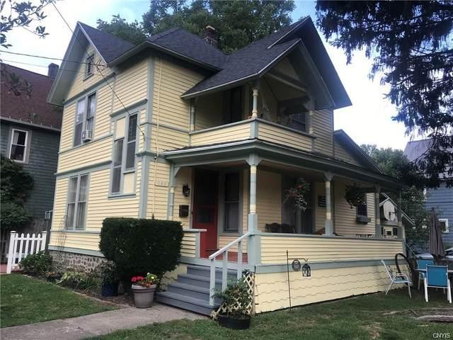 146 Groton Avenue, Cortland, NY 13045 (MLS #S1313083) :: Mary St.George | Keller Williams Gateway