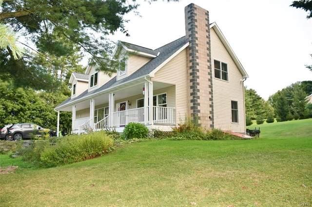 5204 Reservoir Road, Eaton, NY 13408 (MLS #S1313096) :: TLC Real Estate LLC