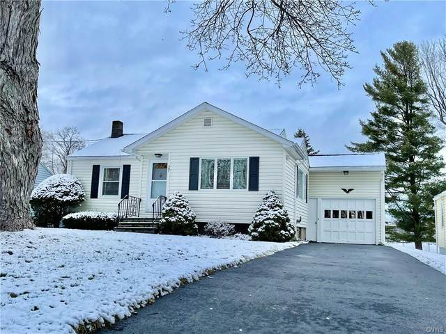 27 Crescent Avenue, Auburn, NY 13021 (MLS #S1313122) :: TLC Real Estate LLC