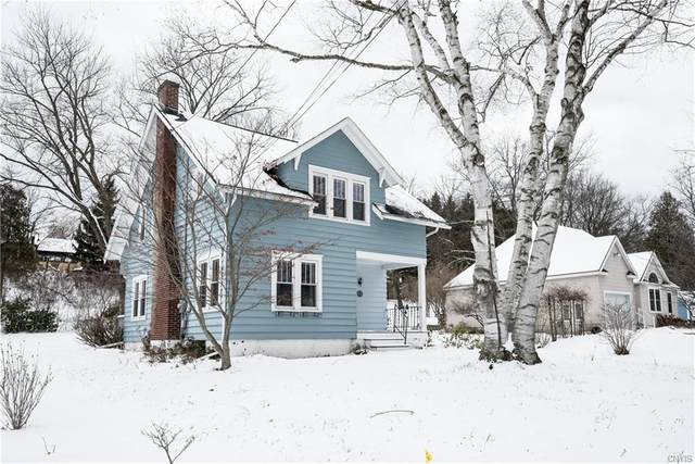 878 Franklin Street, Skaneateles, NY 13152 (MLS #S1313128) :: BridgeView Real Estate Services