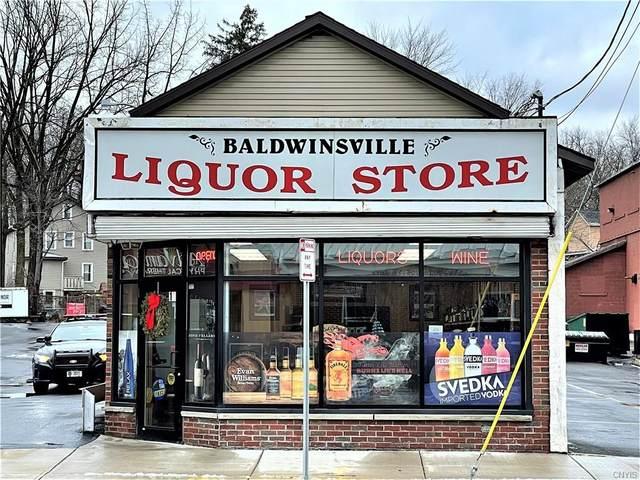 13 E Genesee Street, Lysander, NY 13027 (MLS #S1313237) :: MyTown Realty