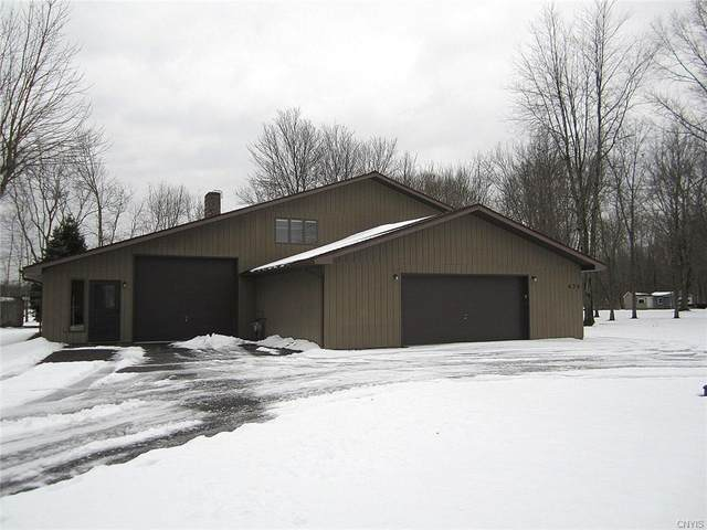 474 North Shore Drive, Sullivan, NY 13030 (MLS #S1313245) :: Robert PiazzaPalotto Sold Team