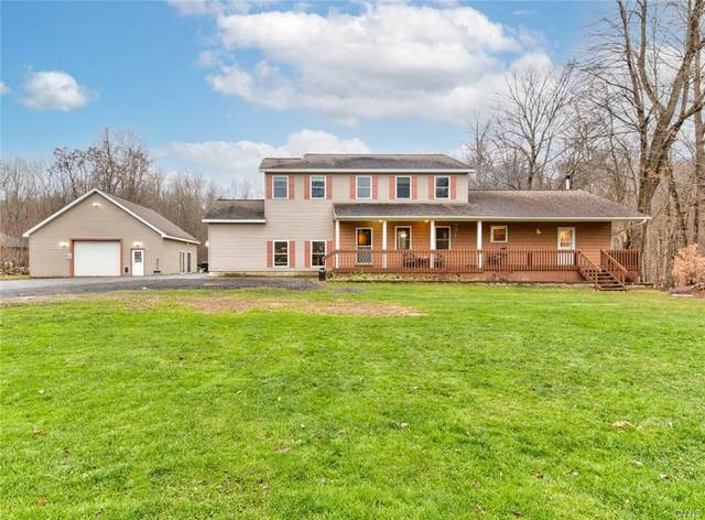 377 Little Canada Road, Hastings, NY 13036 (MLS #S1313256) :: Robert PiazzaPalotto Sold Team