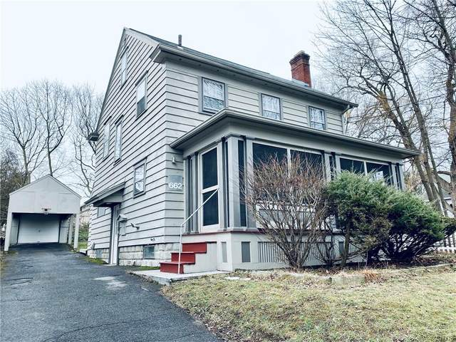 662 Fellows Ave, Syracuse, NY 13210 (MLS #S1313343) :: MyTown Realty