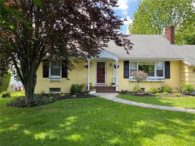 110 Broadview Drive, Syracuse, NY 13215 (MLS #S1313376) :: TLC Real Estate LLC