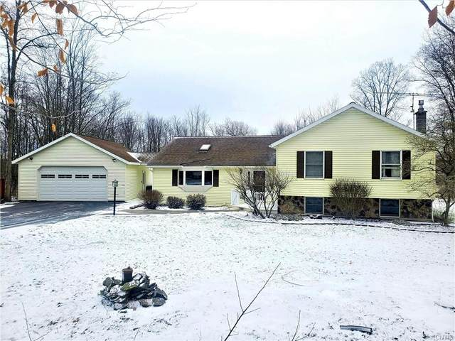 2662 Oak Hill Road, Moravia, NY 13118 (MLS #S1313416) :: Mary St.George | Keller Williams Gateway