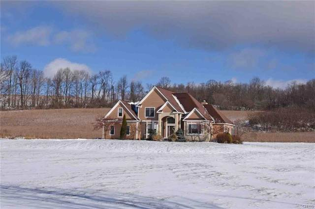 3426 Burns Road, Vernon, NY 13476 (MLS #S1313574) :: TLC Real Estate LLC