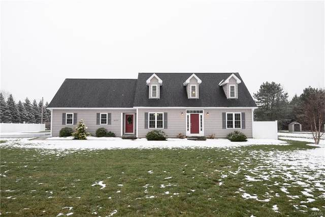 4599 Hoyt Road, Skaneateles, NY 13152 (MLS #S1313684) :: BridgeView Real Estate Services