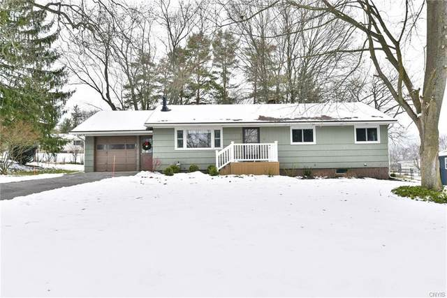 10 Roman Road, New Hartford, NY 13413 (MLS #S1313966) :: Avant Realty