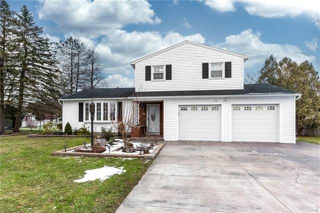 8057 Trina Circle, Clay, NY 13041 (MLS #S1314098) :: BridgeView Real Estate Services