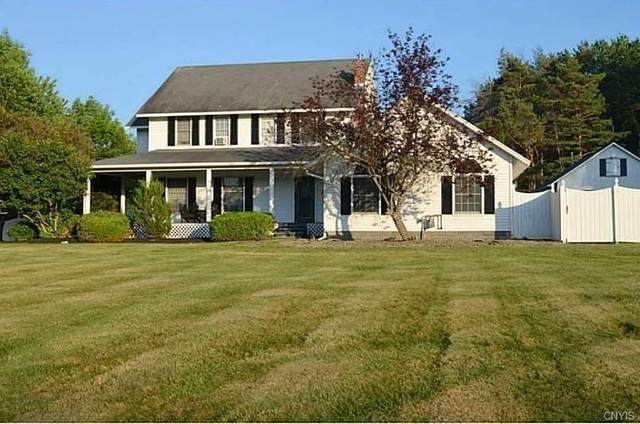 3106 State Route 31 Highway, Lenox, NY 13032 (MLS #S1314113) :: Avant Realty