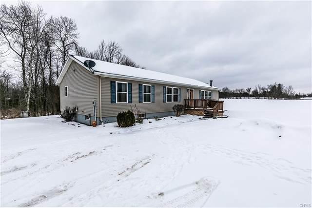 3108 Cole Road, Eaton, NY 13334 (MLS #S1314204) :: TLC Real Estate LLC