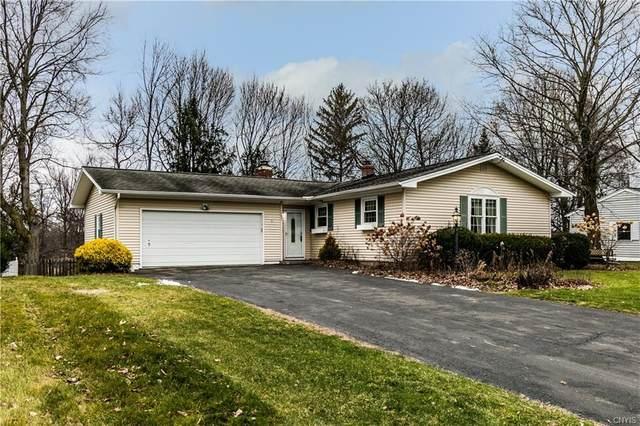 363 Northfield, Camillus, NY 13031 (MLS #S1314317) :: TLC Real Estate LLC