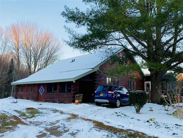 378 County Route 18, Palermo, NY 13036 (MLS #S1314464) :: TLC Real Estate LLC