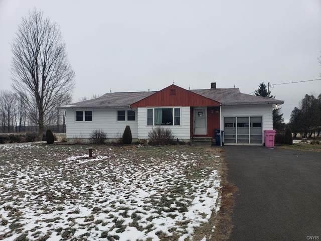 4639 Rome New London Road, Verona, NY 13440 (MLS #S1314471) :: TLC Real Estate LLC
