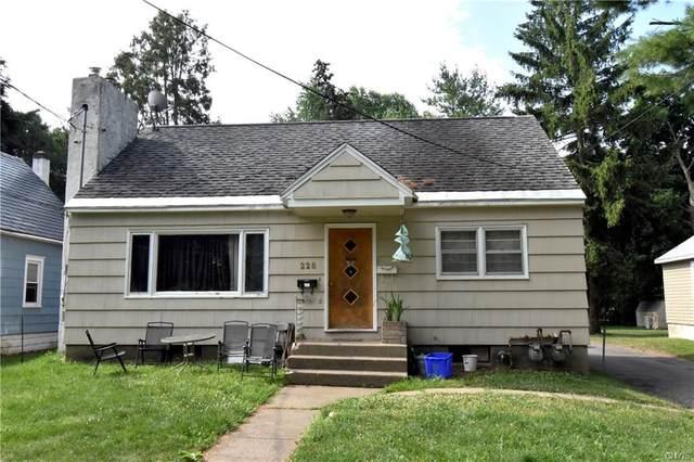 228 Campbell Road, Salina, NY 13211 (MLS #S1314507) :: Mary St.George | Keller Williams Gateway